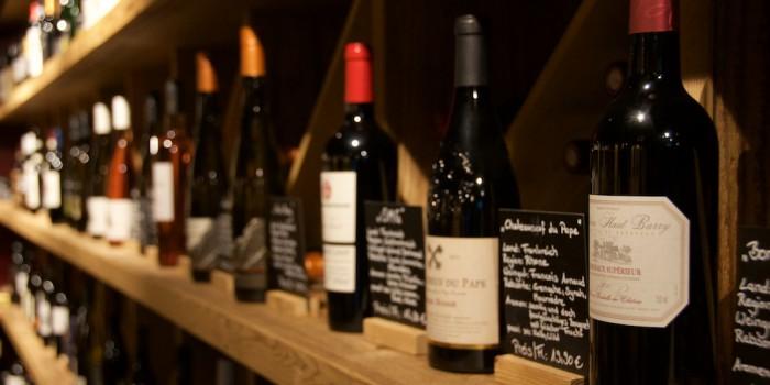Das Weinhaus RIEG in Bargau
